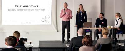 Relacja z warsztatów Event od Zaraz – 28.01.2012