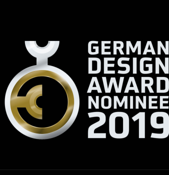 Projekt modowo-lifestylowy Mea Group nominowany do German Design Award 2019