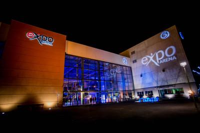 Gala otwarcia nowo wybudowanych hal wystawienniczych Expo Arena w Ostródzie