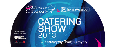PATRONAT SBE: CATERING SHOW 2013