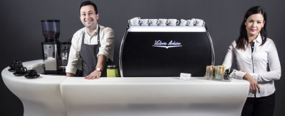 PATRONAT SBE: STUDIO LATTE BY COLOURS OF COFFEE