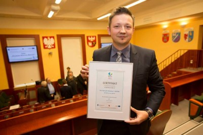 """BARTBO z certyfikatem """"Produkt Warmia Mazury"""""""