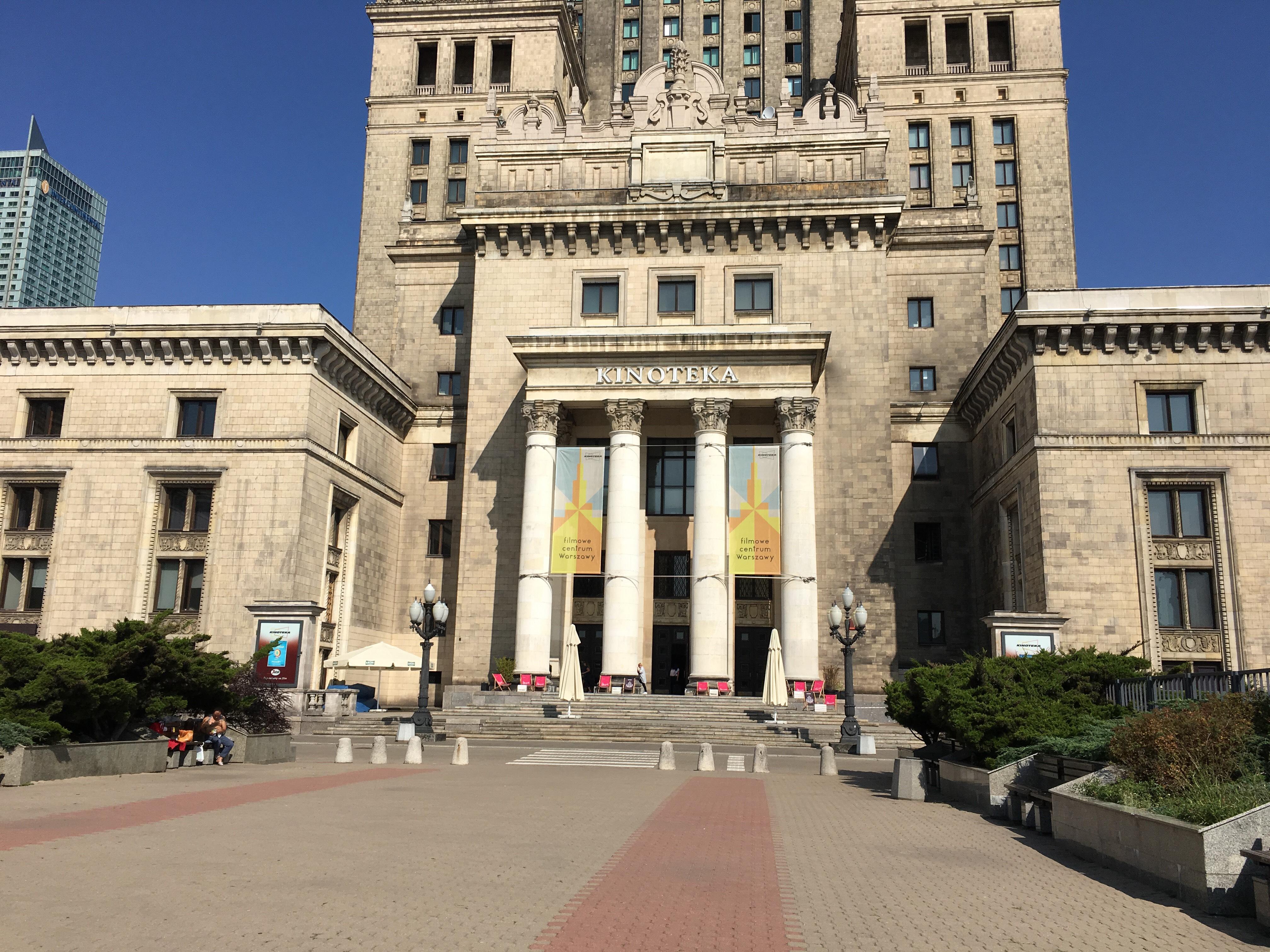 Pałac Kultury i Nauki bardziej dostępny dla osób z niepełnosprawnościami