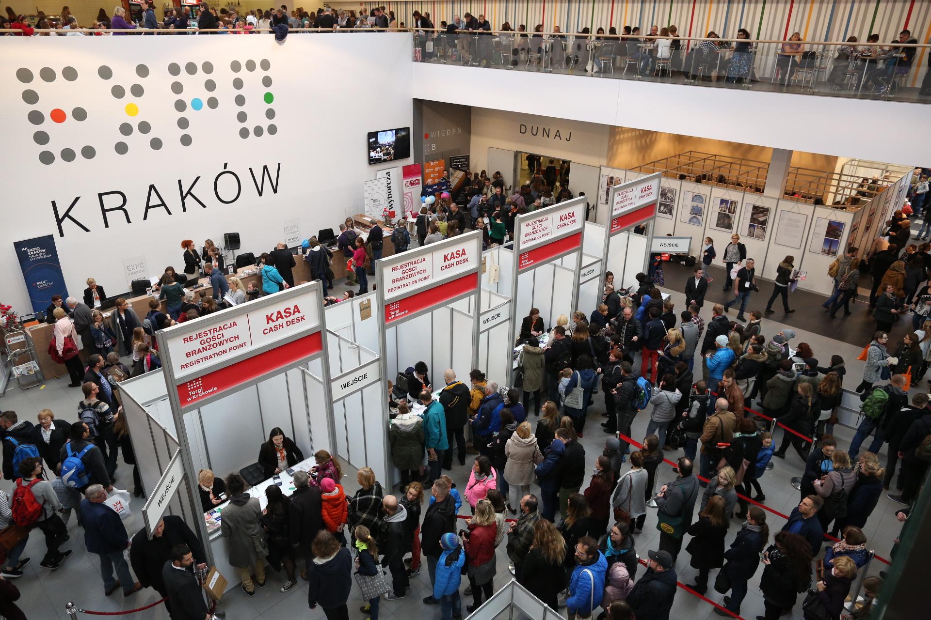 Co nowego w EXPO Kraków?