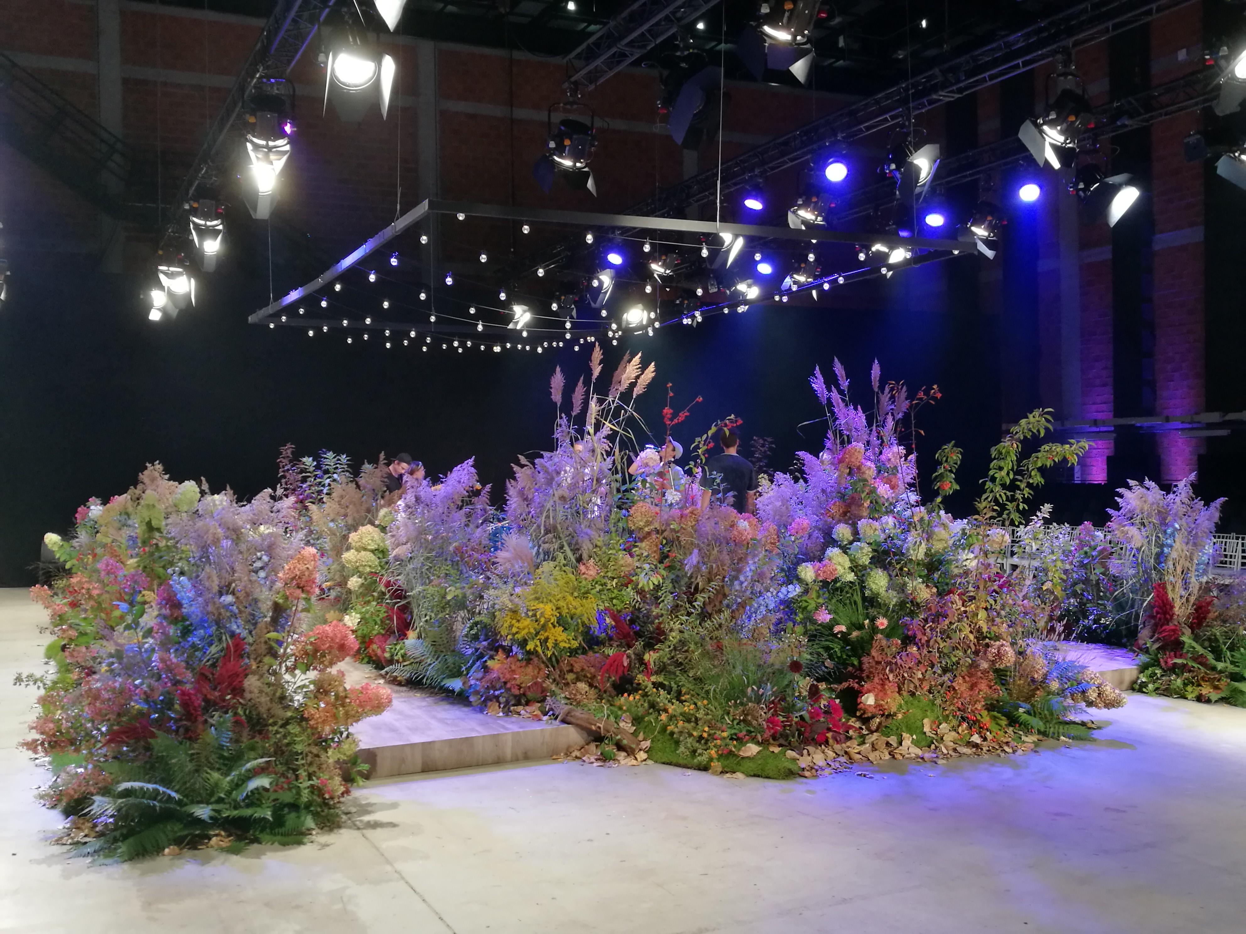 SC Event Design i BIZUU – wyjątkowa scenografia pokazu mody