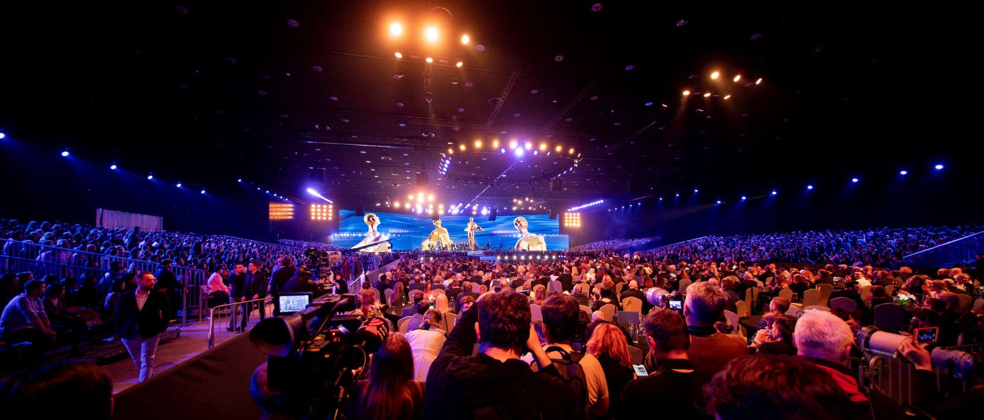 Co wydarzy się w Spodku i Międzynarodowym Centrum Kongresowym w Katowicach w 2020 roku? Ponad 550 imprez, blisko 1,3 mln. odwiedzających w 2019 r.
