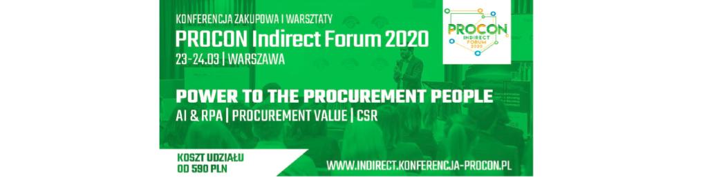 Digital Knowledge Village- PROCON Indirect 2020