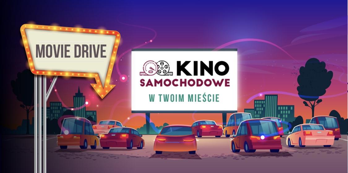 Ibento inicjatorem cyklu Movie Drive   Kino Samochodowe