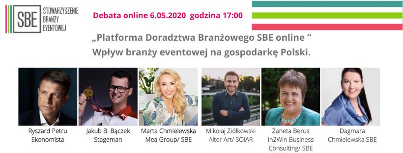 Platforma doradztwa branżowego SBE – wpływ branży eventowej na gospodarkę Polski