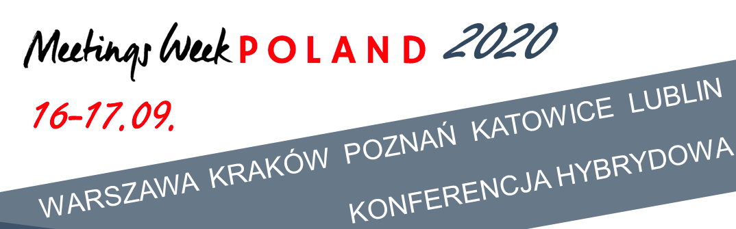 Meetings Week Poland 2020 ze wsparciem partnerów