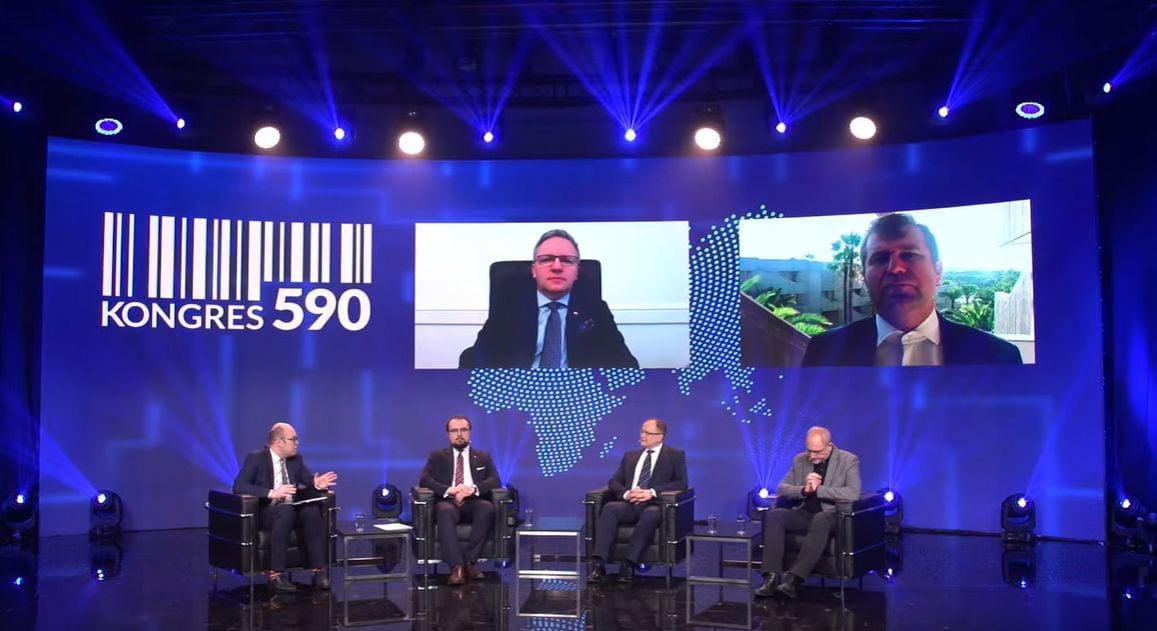 25 lutego 2021br, w studio Digital Knowledge Village, odbyła się nowa inicjatywa organizatorów Kongresu 590 w formule online – Forum 590.