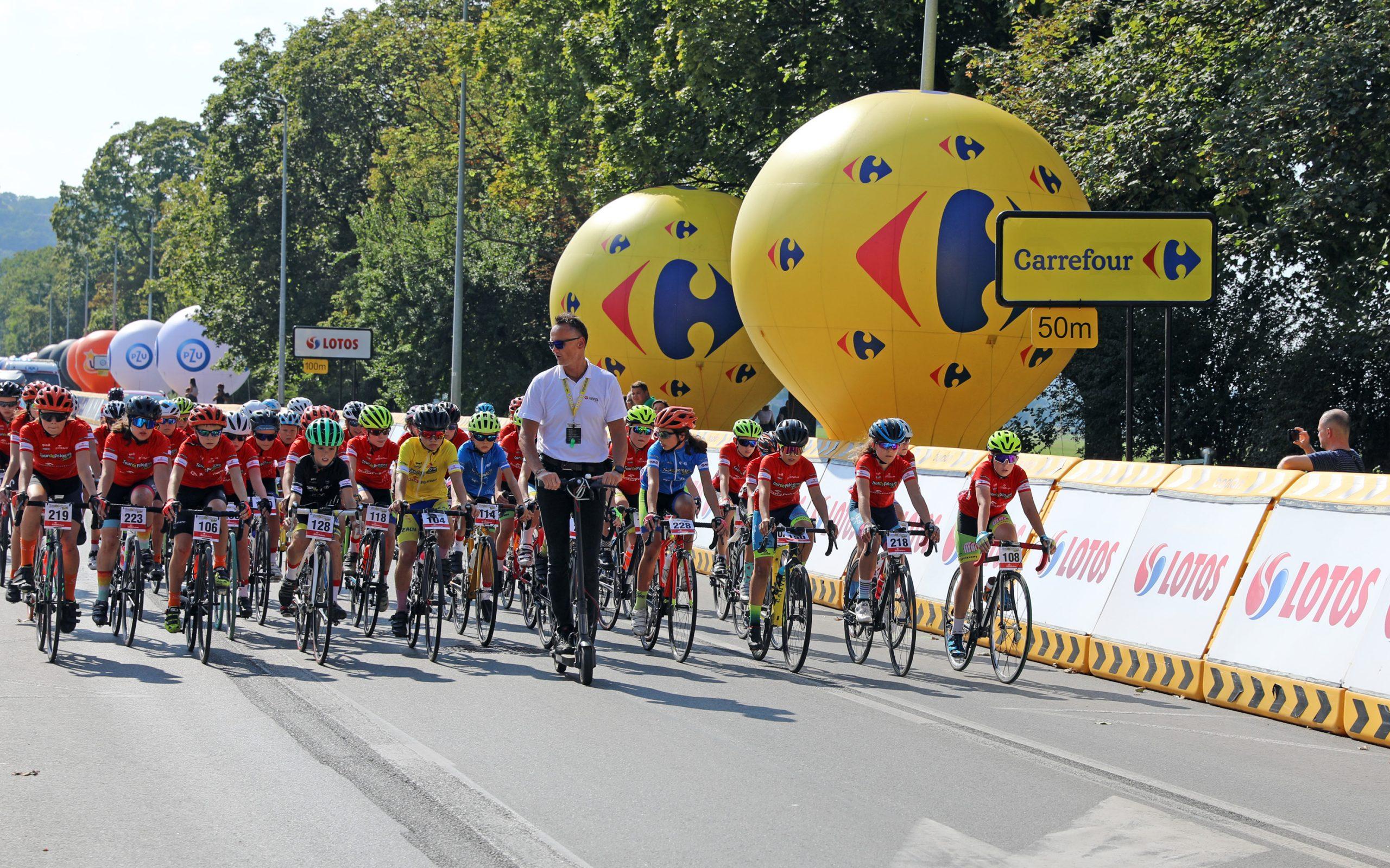 Grupa Impel od dziesięciu lat dba o bezpieczeństwo uczestników Tour de Pologne